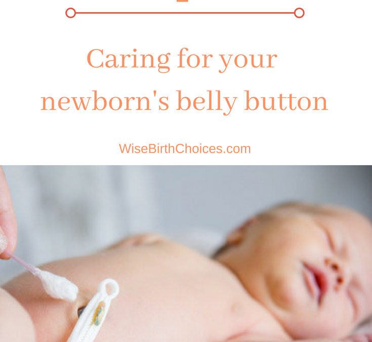 Newborn Umbilical Stump Care