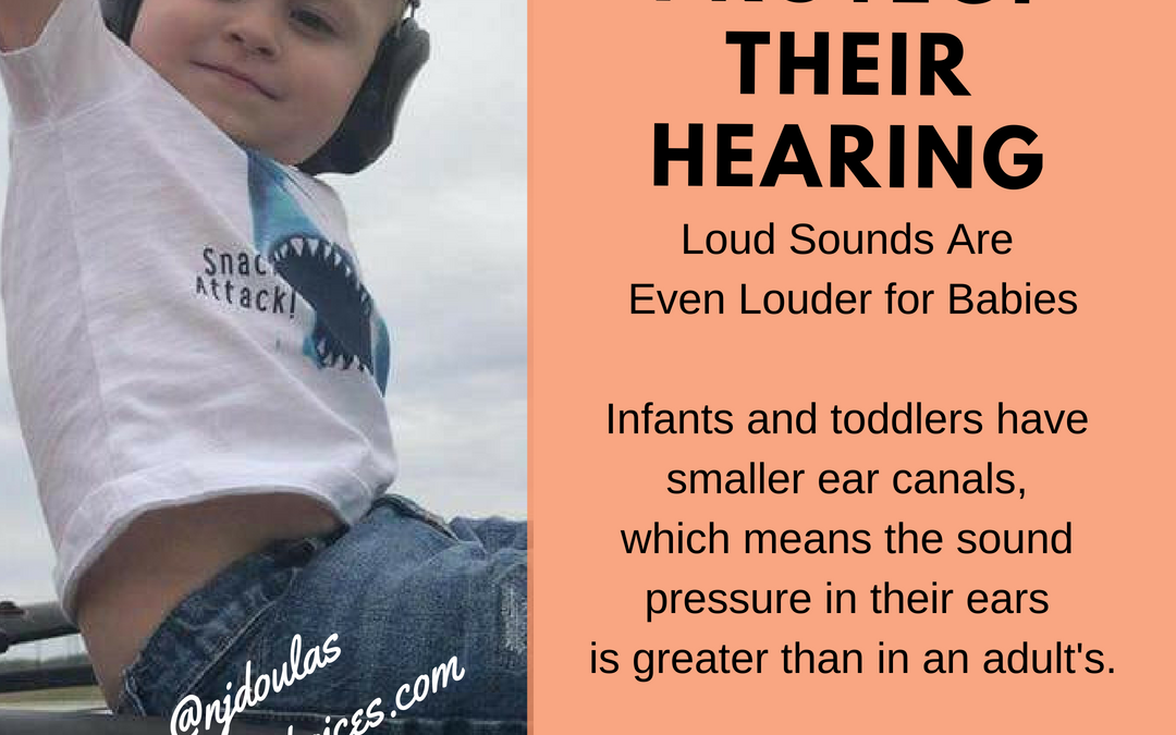 Protect Your Baby's Hearing