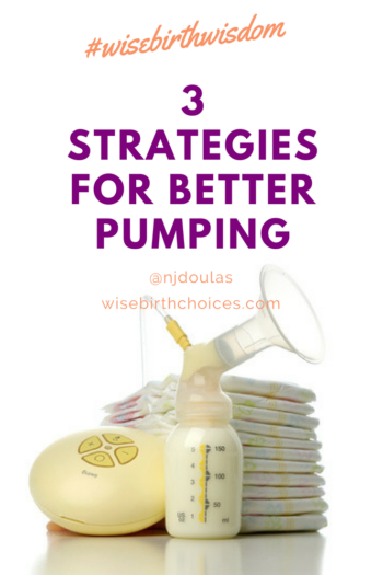 3 Strategies for Better Pumping